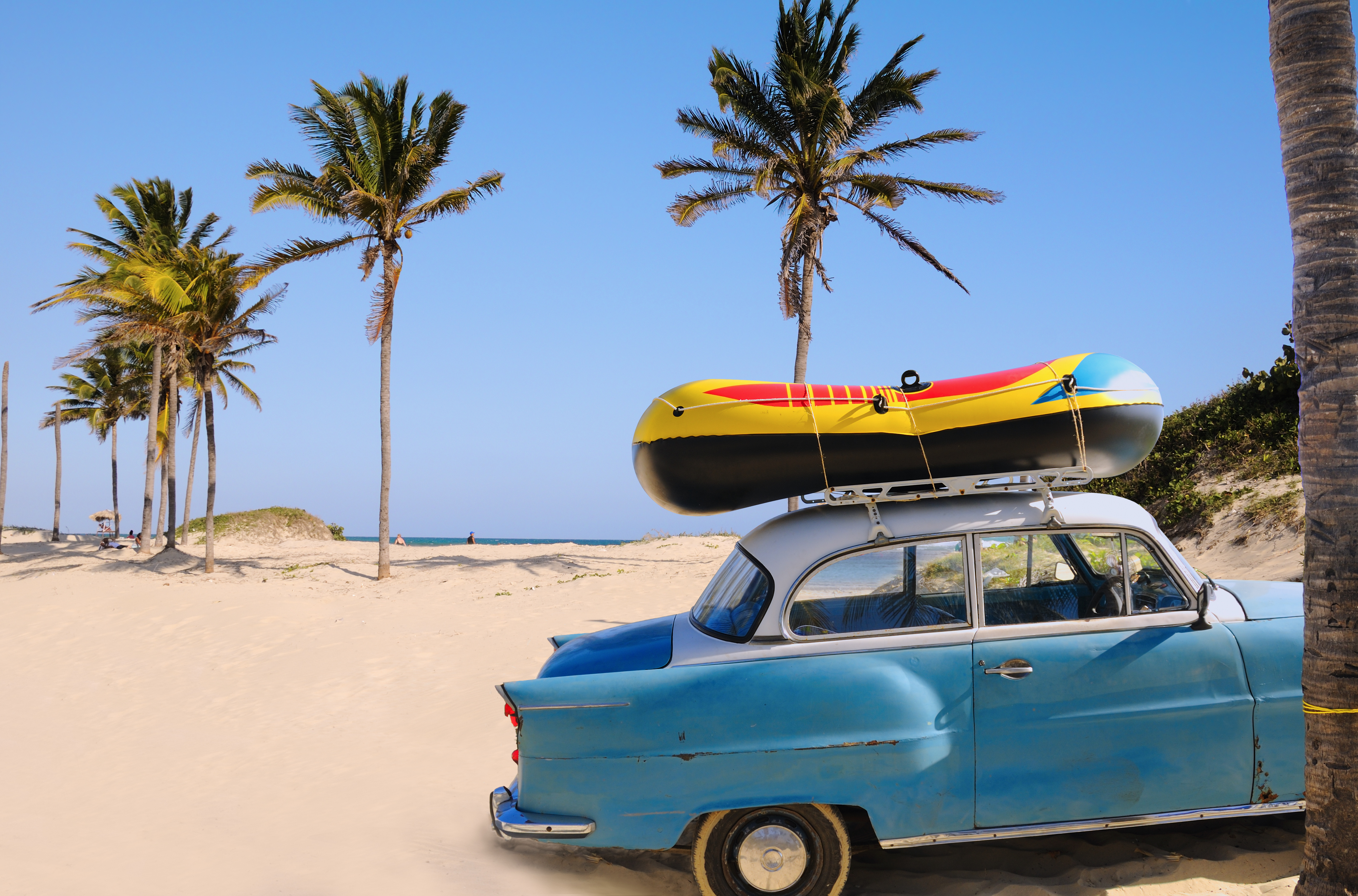 В отпуск на автомобиле