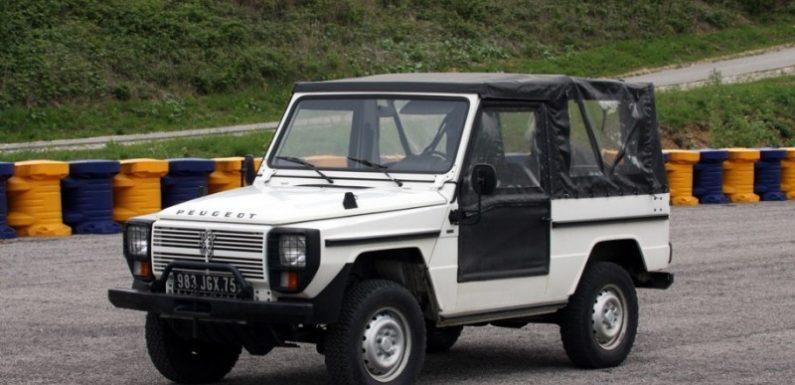 Автомобили, которые хотели быть похожи на «Гелендваген»