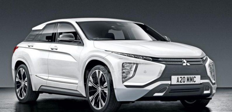Mitsubishi Lancer возвращается в виде стильного кроссовера