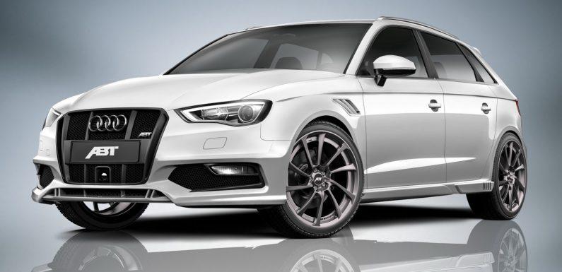 Audi A3 Cabriolet 2014 представлен обществу