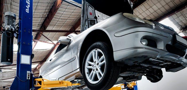 Mercedes ремонт