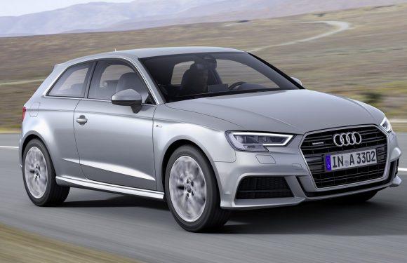 Audi решила построить минивен на платформе A3