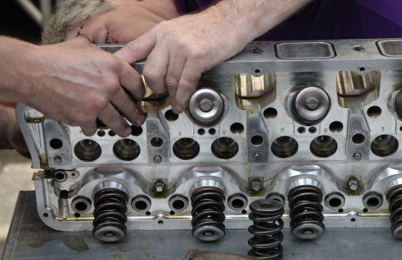 Обработка двигателя после ремонта