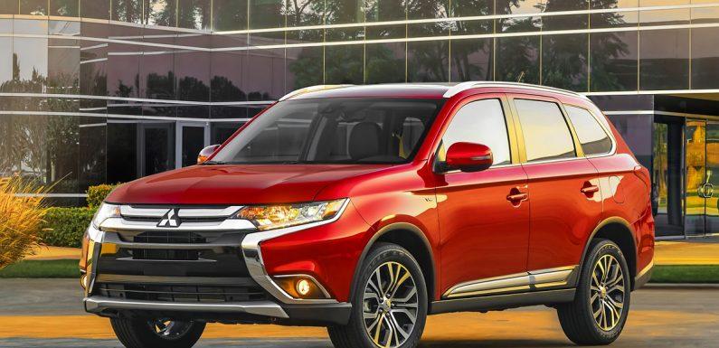 Компания Mitsubishi планирует возродить седан Galant