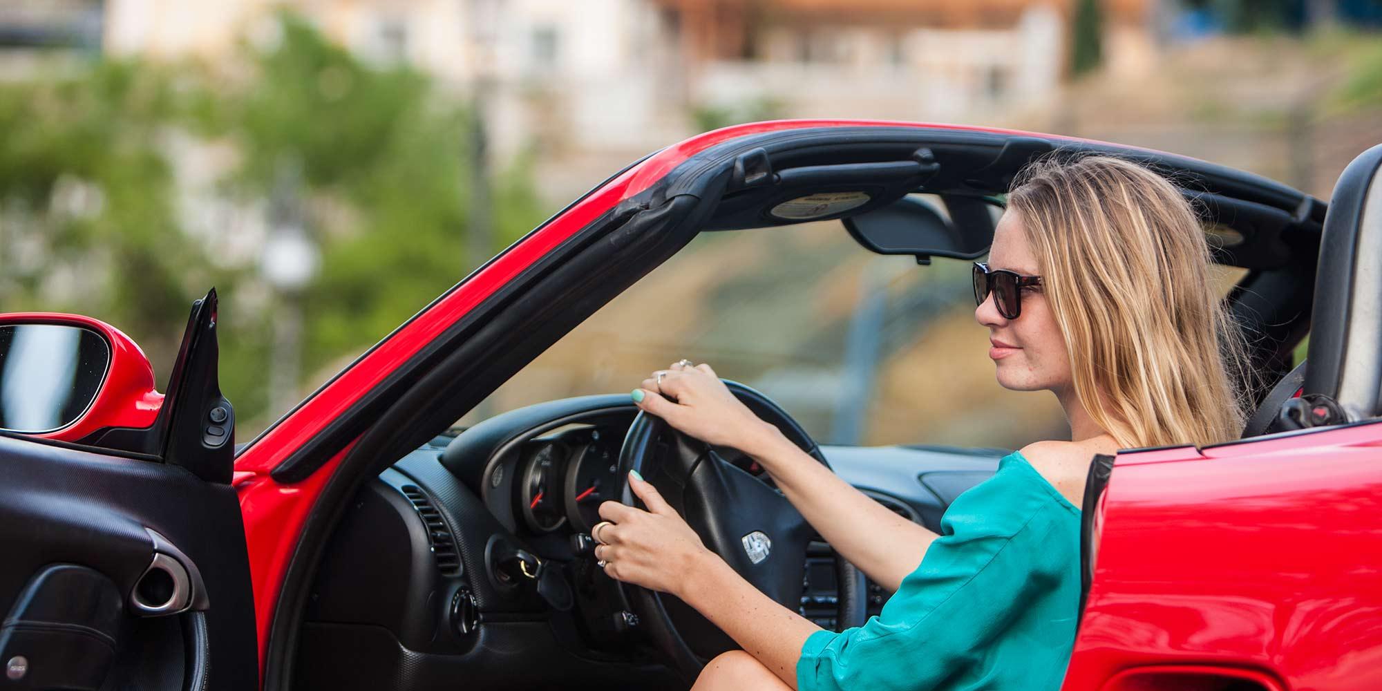 Прокат автомобилей и аренда машин в Австрии