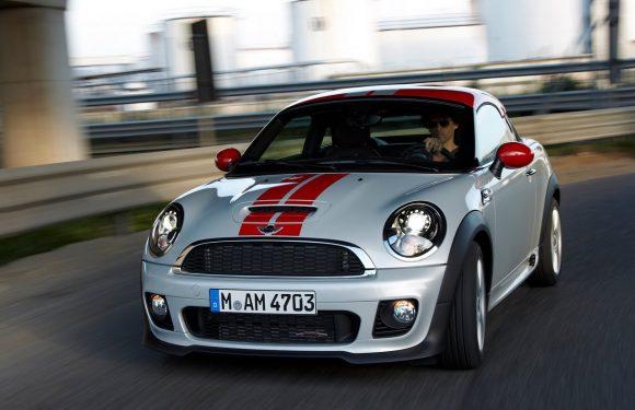 Mini Coupe премьера в октябре