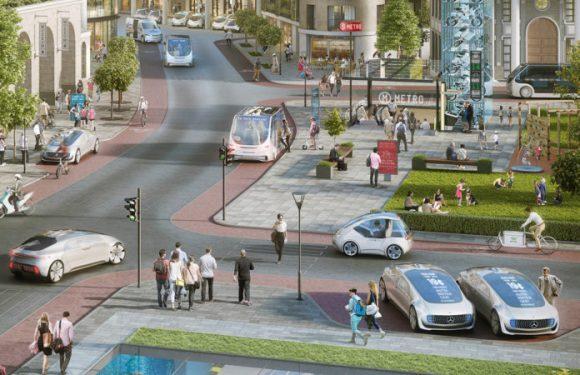 Каким будет автомобильный транспорт будущего?