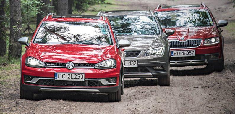 Volkswagen Golf Alltrack, есть ли шанс попасть в продажу?