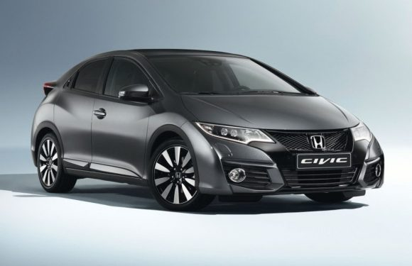 Девять поколений Honda Civic