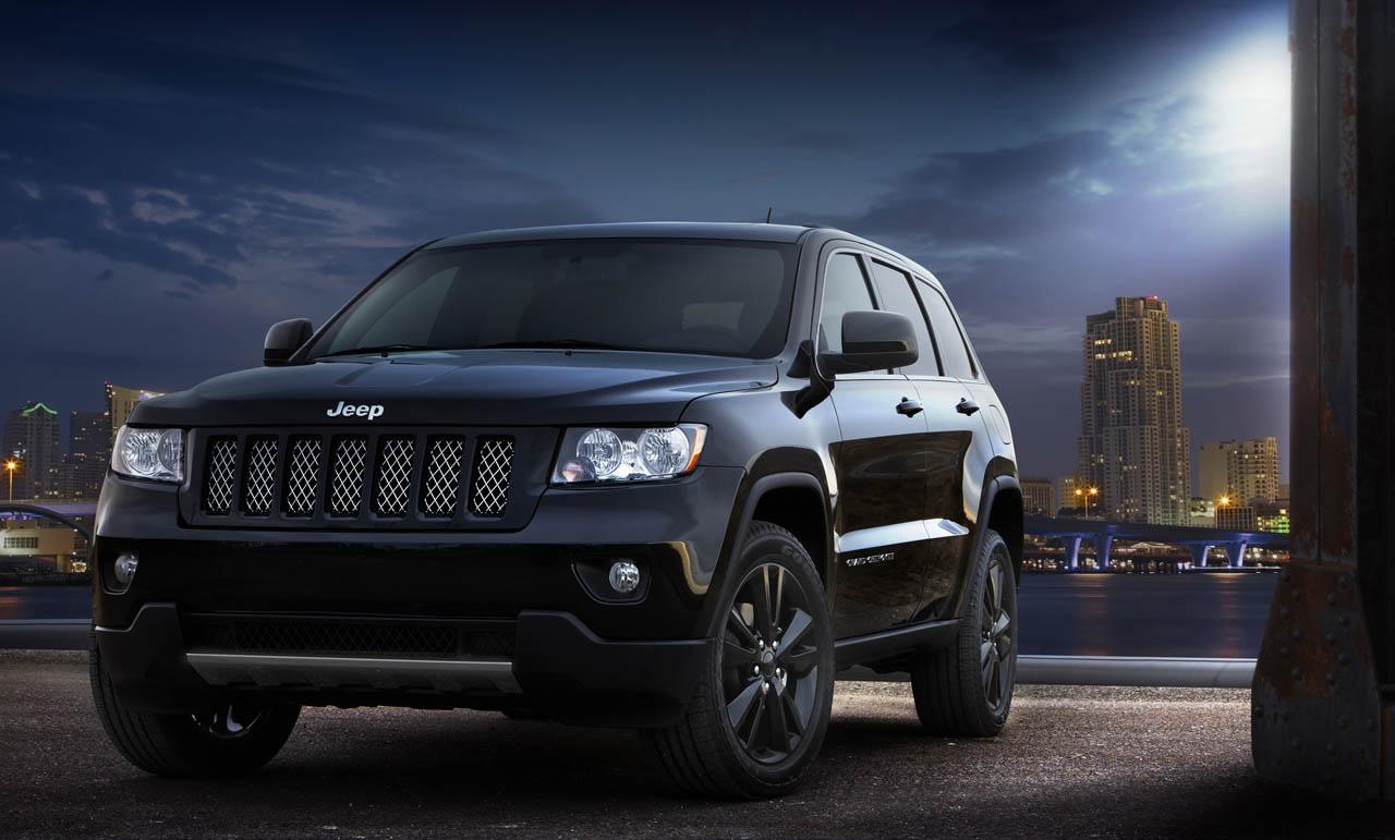 Серия автомобилей Jeep Altitude