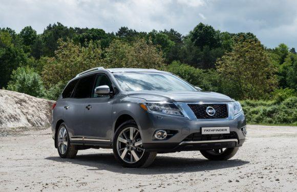 В ожидании гибридной версии Nissan Pathfinder