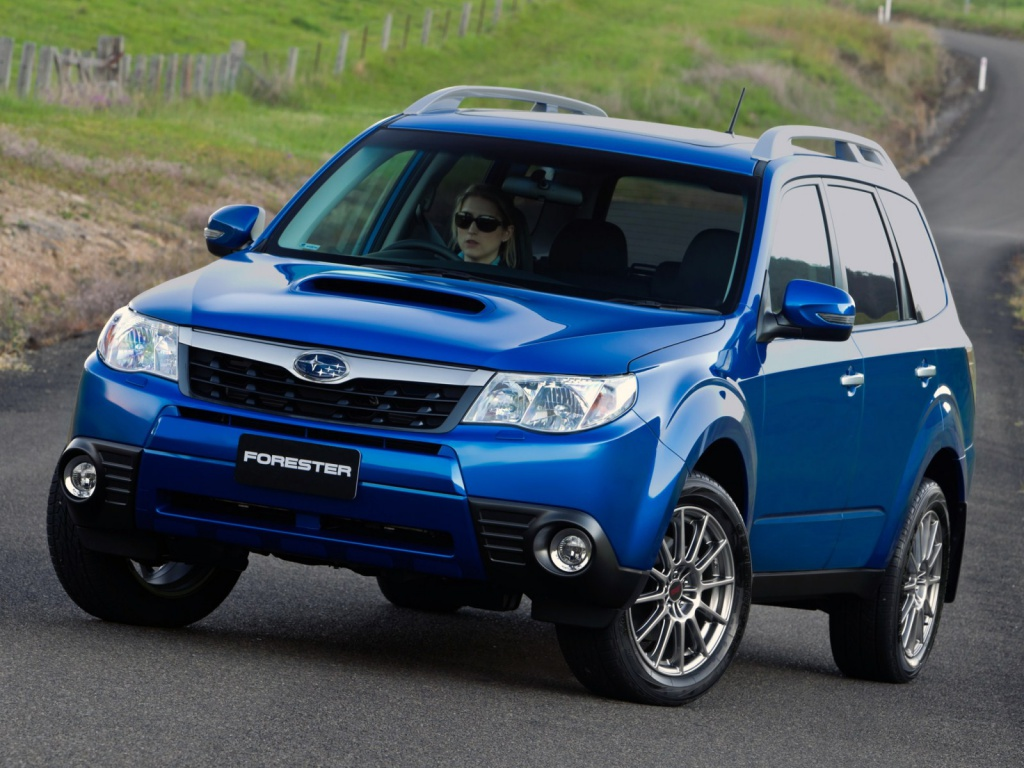 Subaru Forester 2012 S-Edition
