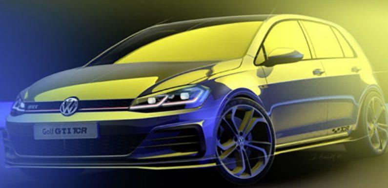 Гоночный VW Golf GTI TCR получит дорожную версию