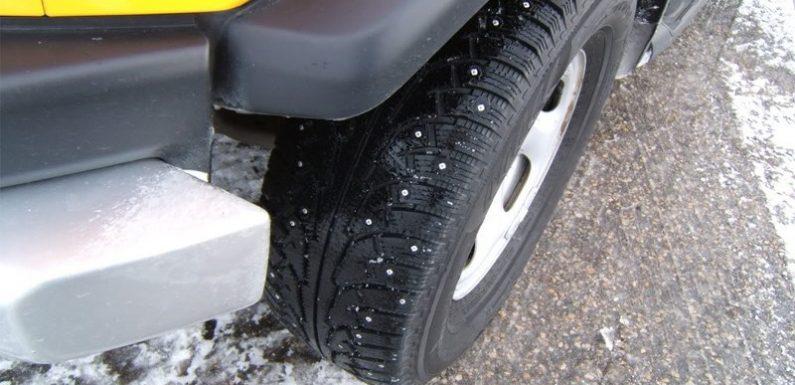 Депутаты не хотят штрафовать за несезонные шины