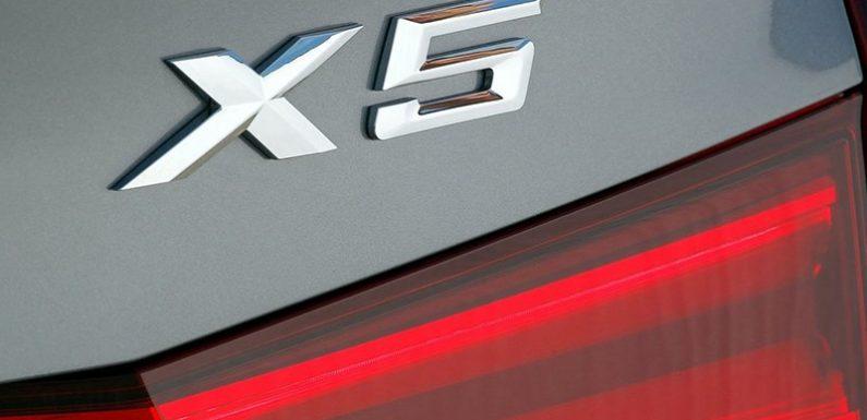 Новое поколение BMW X5 представят в этом году