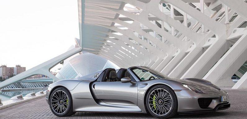 В Porsche 918 Spyder обнаружили опасный дефект