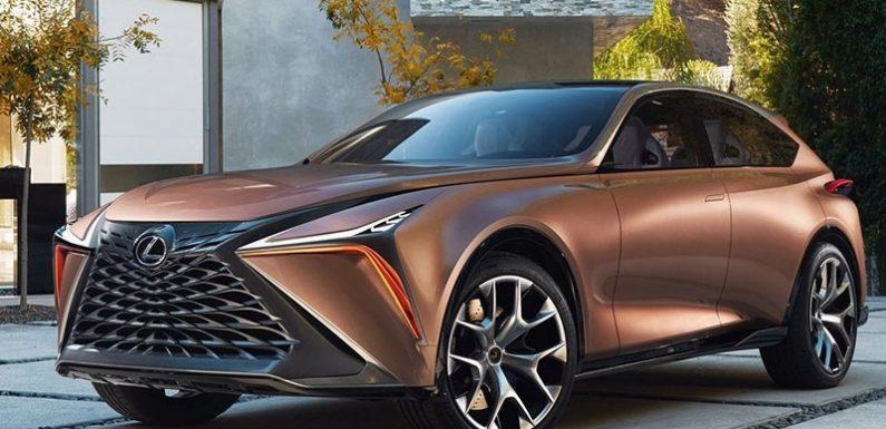 Известно имя нового флагмана Lexus