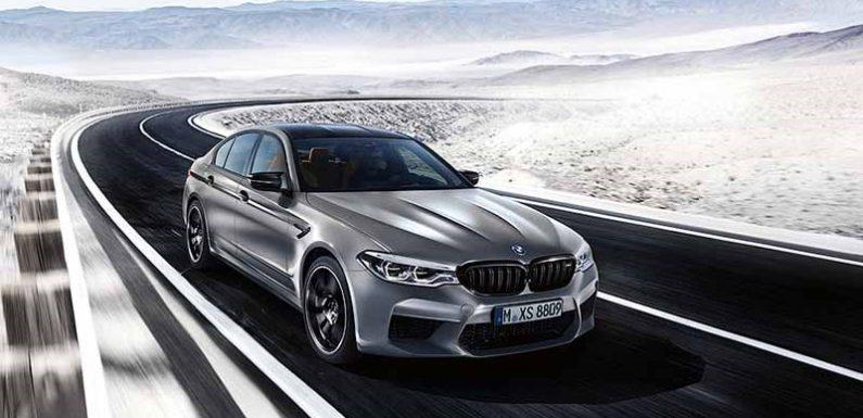 BMW рассекретила экстремальный вариант М5
