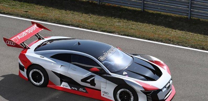 Audi превратила виртуальный суперкар в реальный