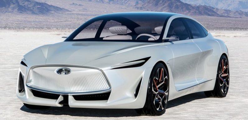 Infiniti разработает платформу для электромобилей