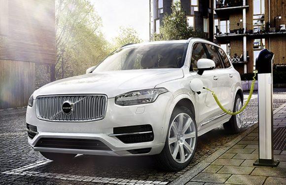 Volvo XC90 станет беспилотным