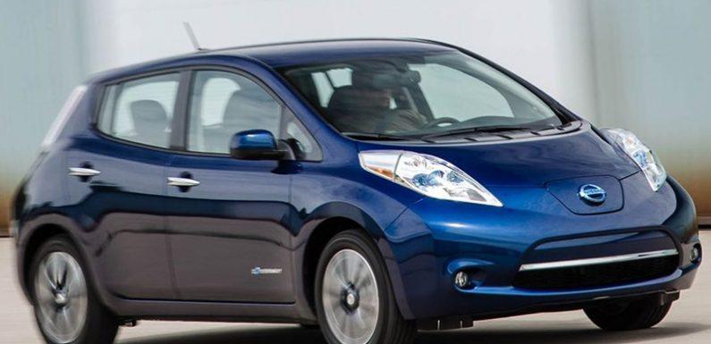 Продажи новых электромобилей в России выросли на 65%