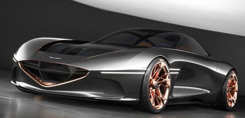 Genesis показал «русский» концепт спорткара