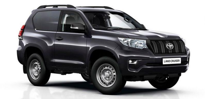 Toyota представила очень дешевый вариант Land Cruiser Prado