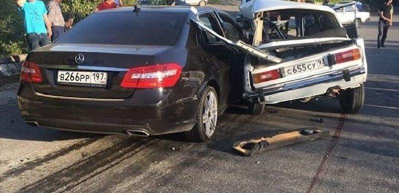 МВД назвало основные причины аварийности на дорогах
