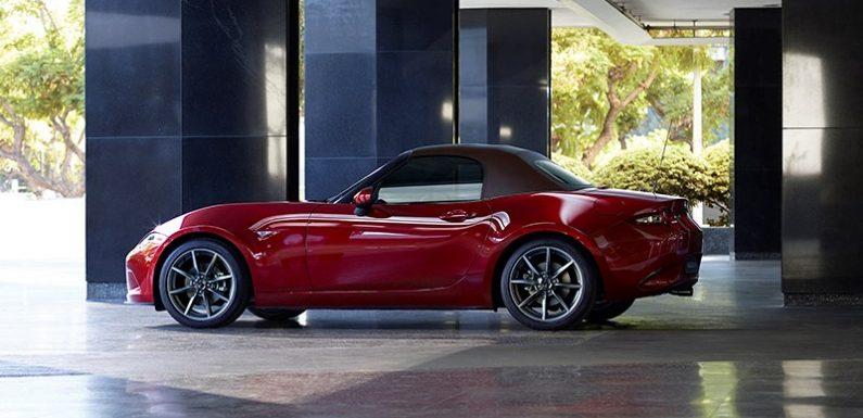 Mazda обновила родстер MX-5