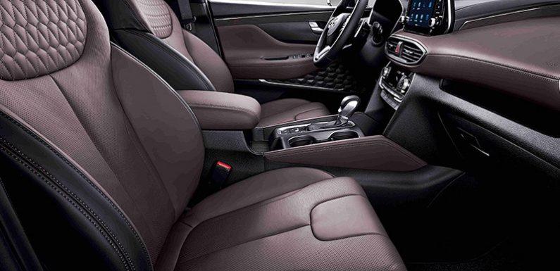 Hyundai представил роскошную версию Santa Fe