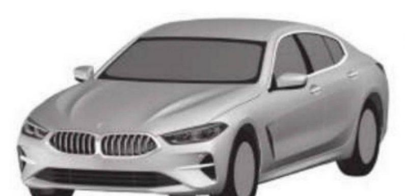 «Восьмерка» BMW получит 4-дверную версию