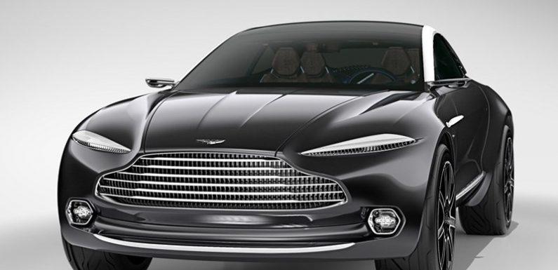 Кроссовер Aston Martin будет только бензиновым
