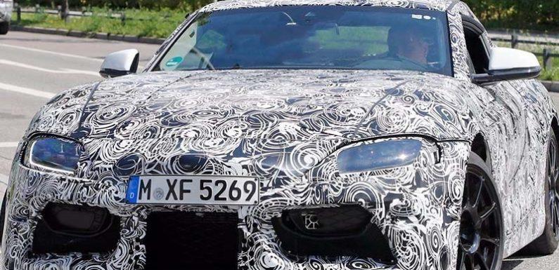 У Toyota Supra не будет механической коробки передач