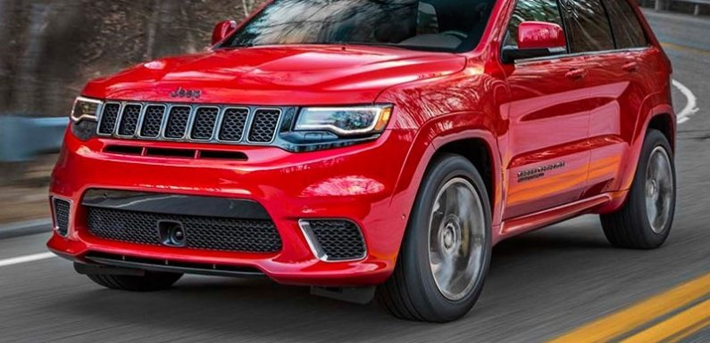 Jeep привез в Россию две спецверсии Grand Cherokee