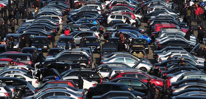 Китай снизил таможенные пошлины на автомобили