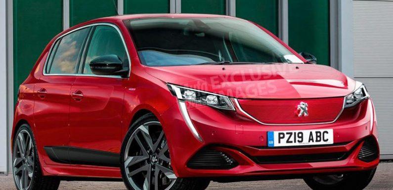 Peugeot 208 GTi получит электрическую версию