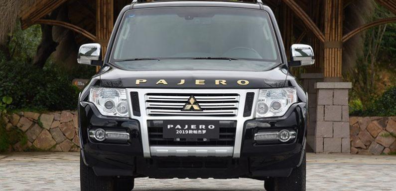 Mitsubishi обновила ветерана Pajero
