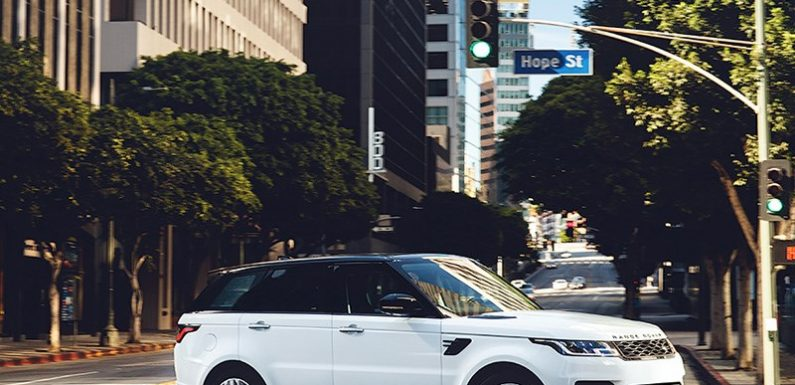 Range Rover Sport получил новые системы безопасности