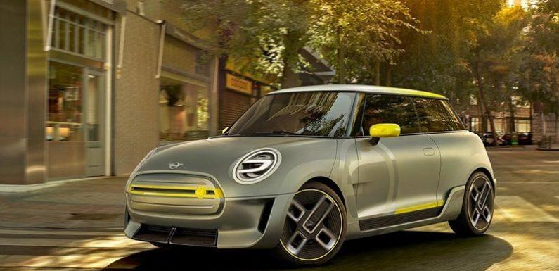 MINI и Great Wall будут вместе делать электромобили