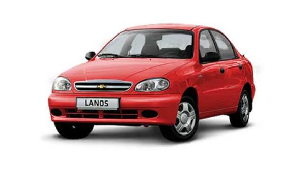 Ремонт и замена бампера на Daewoo Lanos