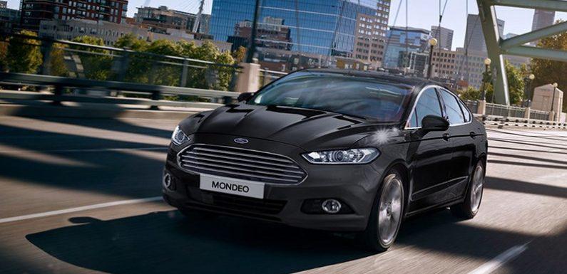 Ford Mondeo получил в России новую версию