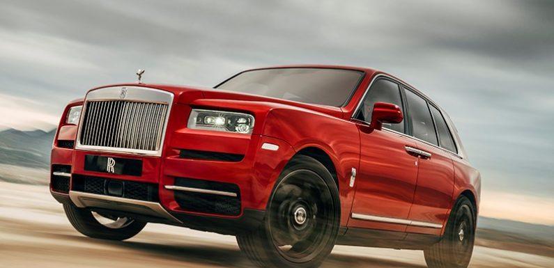 Rolls-Royce не будет делать второй кроссовер