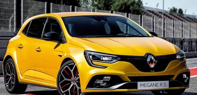 Renault представила самый крутой Megane