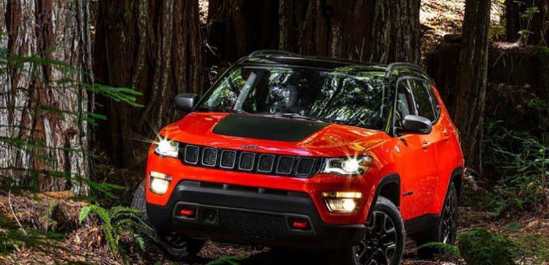 Jeep привез в Россию новый Compass