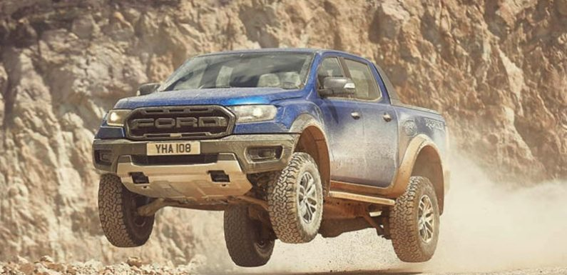Ford привез в Европу самый крутой Ranger