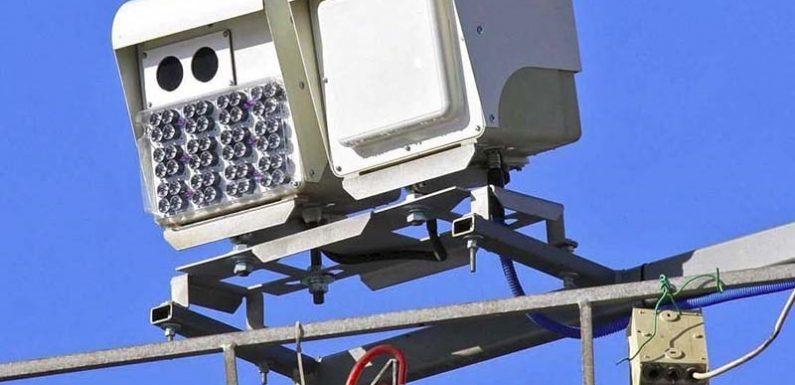 Камеры не будут штрафовать за ОСАГО с сентября