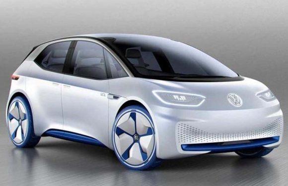 Volkswagen может сделать «заряженный» электромобиль