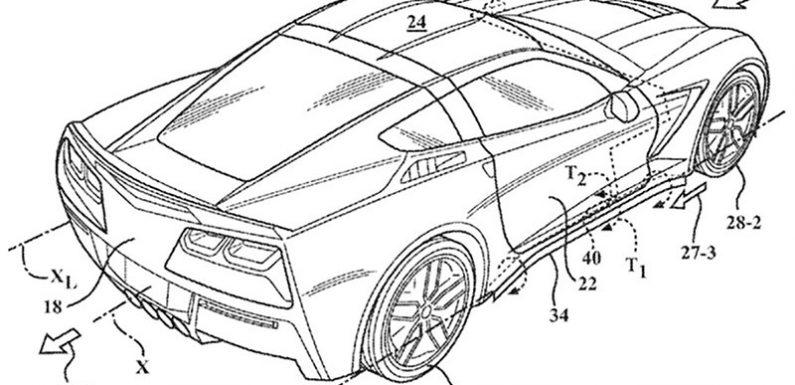 Новый Chevrolet Corvette получит активную аэродинамику