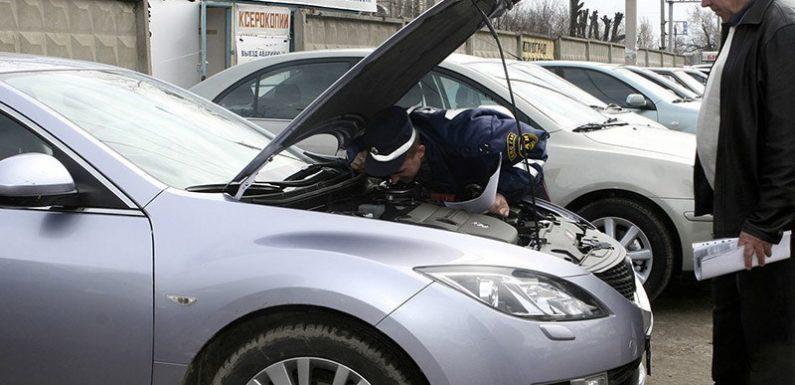 ГИБДД уточнила процедуру восстановления регистрации автомобилей